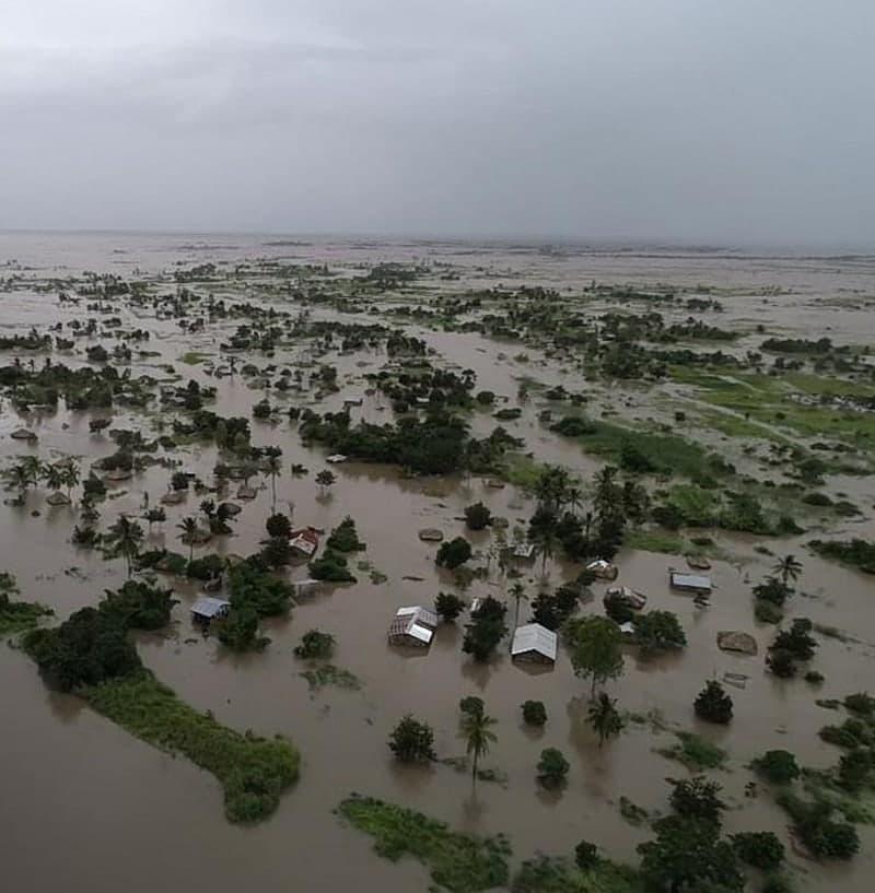 A Flooded Wasteland
