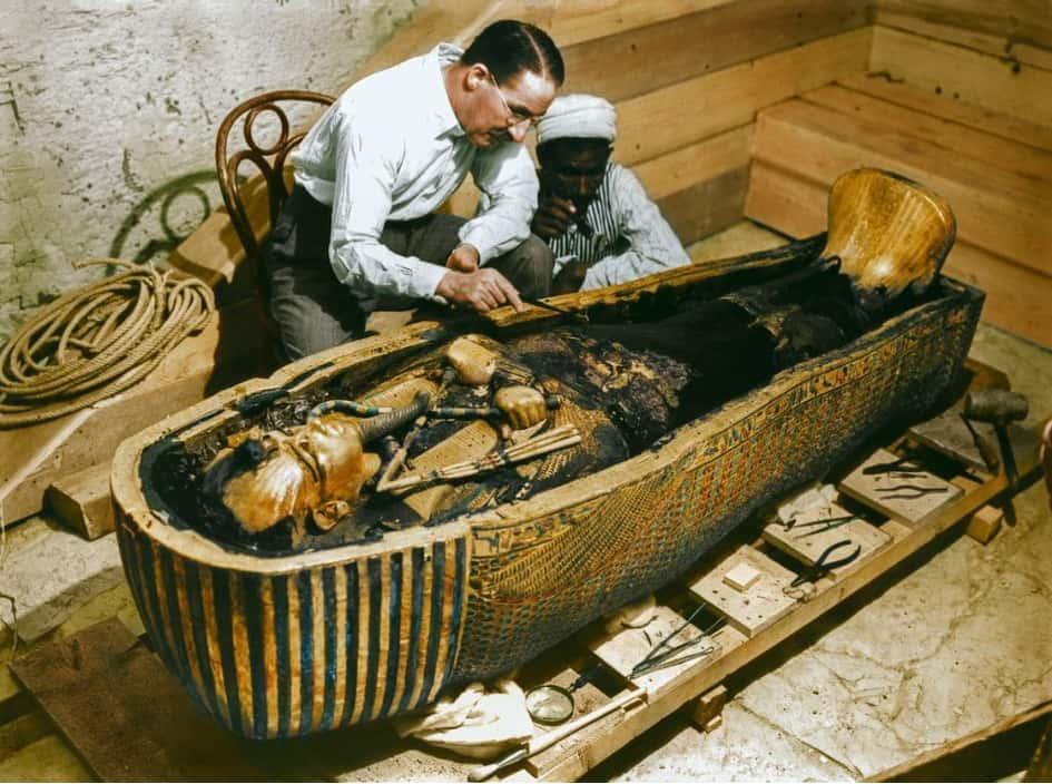 Un Ancien Point Névralgique De L'Égypte Ancienne