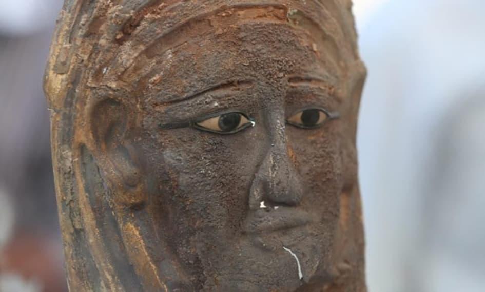 Le Cercueil De Saqqarah